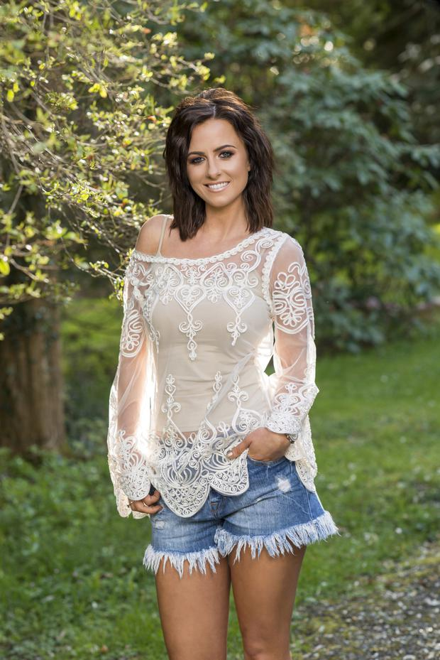 Rising star: country singer Lisa McHugh
