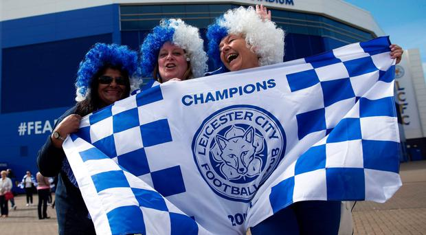 Flag day: Leicester City showed the value of skill, loyalty and dedication in winning the Premier League