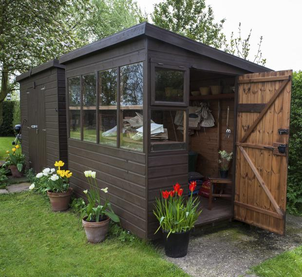Five Easy Ways To Turn The Humble Garden Shed Into Another