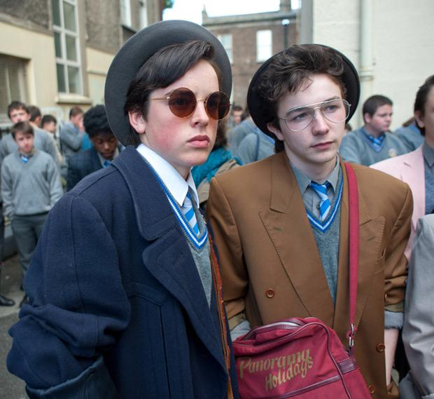 Sweet music: Sing Street celebrates the innocence of youth