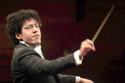 The Ulster Orchestra's Chief Conductor Rafael Payare is back in Belfast next week when he will be on the stage of the Ulster Hall to conduct the orchestra in a lunchtime concert of music by Richard Wagner and Richard Strauss