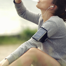 Thirsty work: but eating after exercise will help with recovery