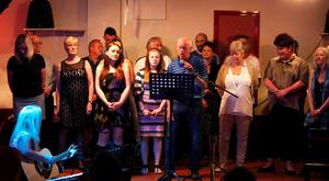 In harmony: the Voice of Recovery singing group