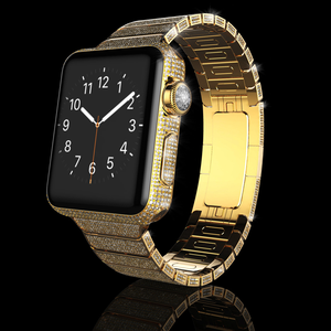 The World's Most Expensive Apple Watch, available from firebox.com.