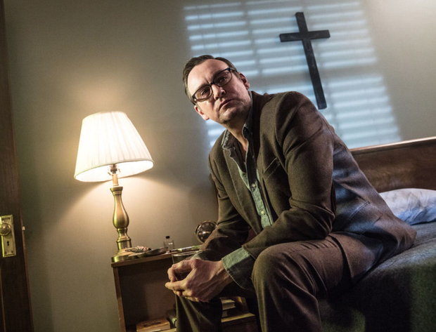 Philip Glenister in Outcast