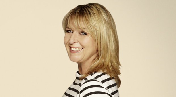 Looking good: Fern Britton