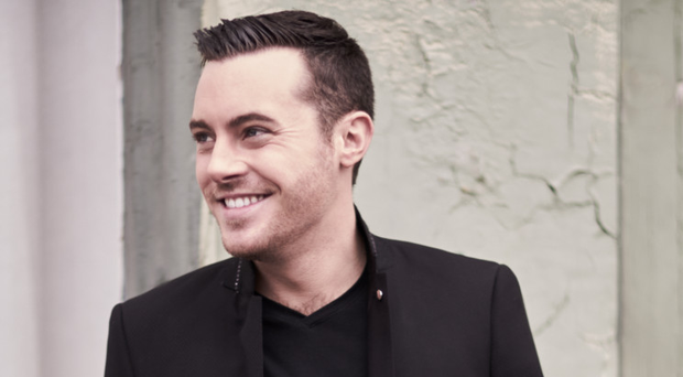 Attention: Nathan Carter says he is surprised to be thought of as a heart-throb