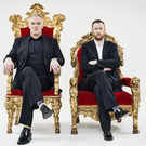 Greg Davies and Alex Horne