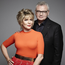 Two's company: Eamonn Holmes and Ruth Langsford work hard at their relationship on and off screen