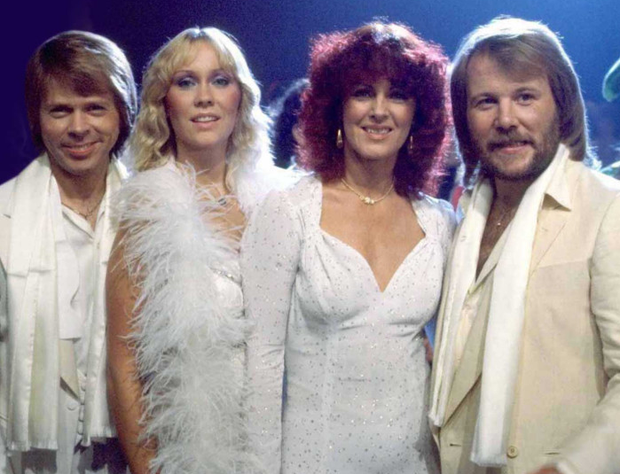 Abba in their heyday