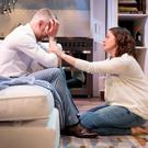 True drama: Dylan and Jess in The Quiet House, a play about IVF