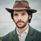 Passionate intensity: actor Colin Morgan stars as a brooding investigator of the supernatural in The Living And The Dead