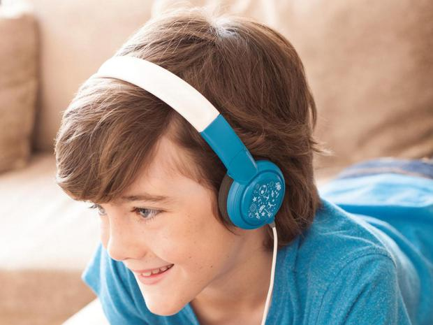 Listen to this: there are plenty of children's headphones on the market