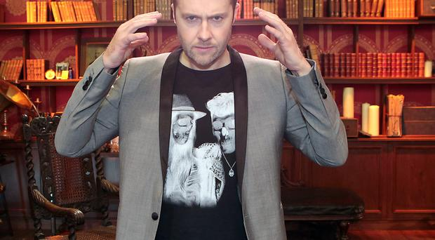 Magical: Keith Barry is working on films and TV shows