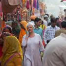 Seeking adventure: Judi Dench in The Best Exotic Marigold Hotel