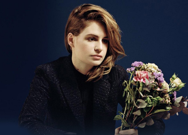 Different sound: Christine and the Queens calls herself a 'broken flower' of music