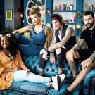 Helping hand: Tattoo Fixers Paisley, Alice, Sketch and Nathan