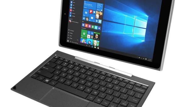 Venturer BravoWin 10.1-Inch 2-in-1 Tablet with Smart Keyboard, £148.36, from www.amazon.co.uk