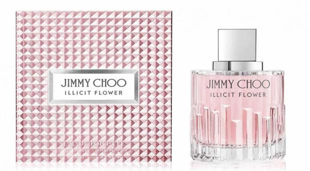 Jimmy Choo Illicit Flower, 100ml, £68, Boots
