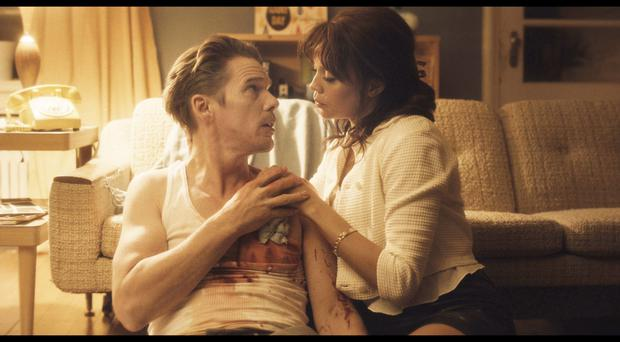 My funny Valentine: Ethan Hawke and Carmen Ejogo in Born to Be Blue
