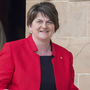 Brexit backing: First Minister Arlene Foster