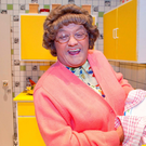 Brendan O'Carroll as Mrs Brown