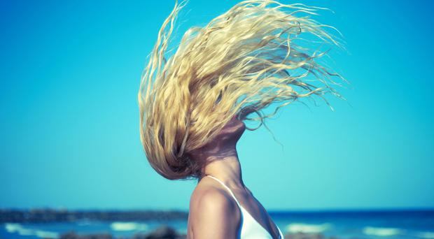 Crowning glory: summer calls for a more relaxed vibe for hair