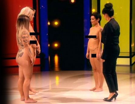 Bare facts: contestants in C4's Naked Attraction