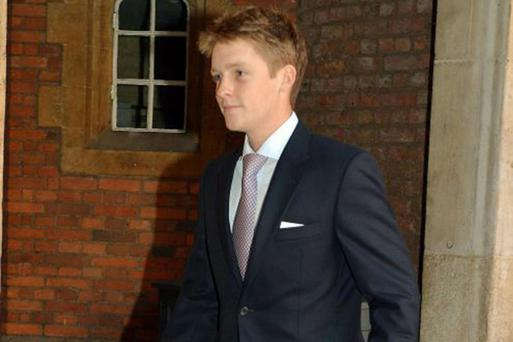 Inheriting wealth: Hugh Grosvenor