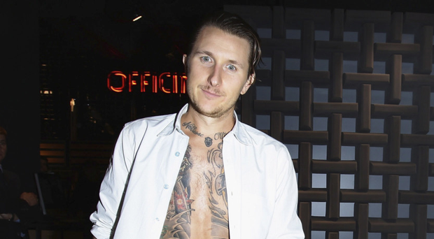 Body art: celeb tattooist Scott Campbell shows off some of his own inkings