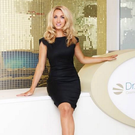 Highly motivated: Leah Totton at one of her clinics