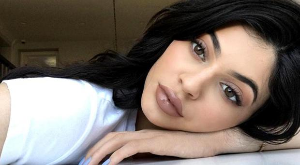 Lip service: Kylie Jenner's look is all the rage