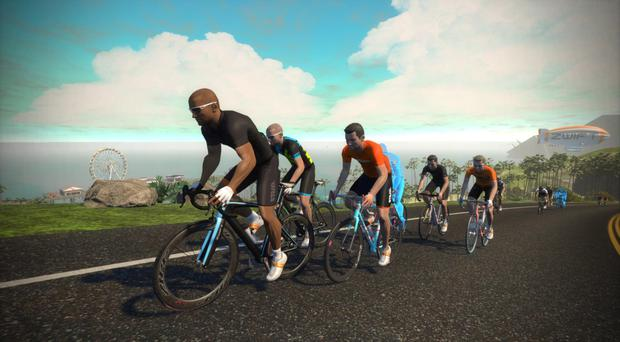 ZWIFT, from £8 a month (zwift.com)