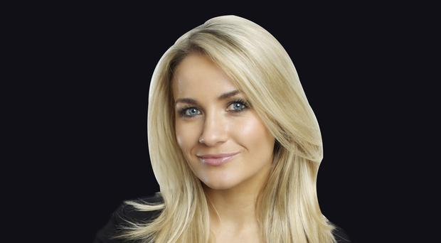Sports mad: Northern Ireland journalist Holly Hamilton