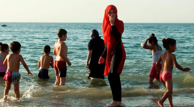 Courting controversy: the burkini has been banned in parts of France