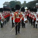 Marching on: the Coldstream Guards will be playing at the Belfast Tattoo