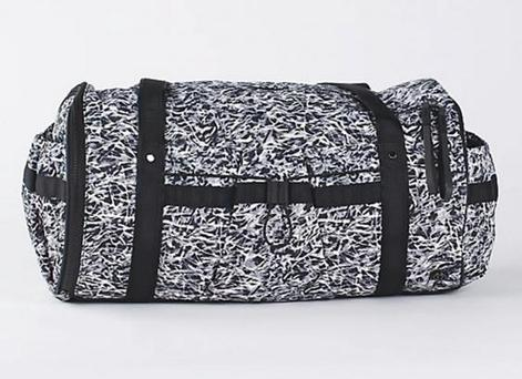 Lululemon Run Ways Duffle: £118, Lululemon