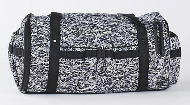 4bc56e8317 Eight of the best: women's gym bags - BelfastTelegraph.co.uk