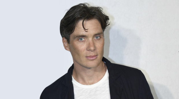 Proud parent: Cillian Murphy now lives back in Ireland with his wife and sons