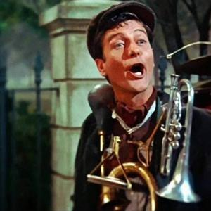 Iconic Cockney: Dick Van Dyke in Mary Poppins