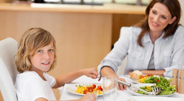 Meal deals: there are ways of getting kids to be less picky