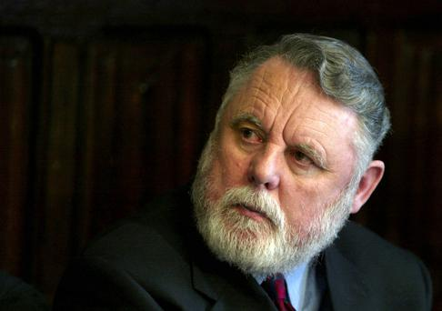Looking forward: Terry Waite