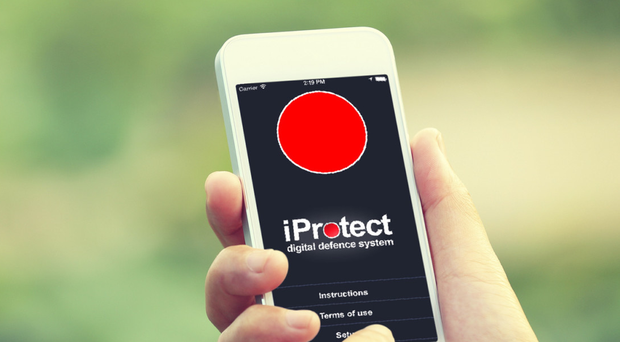 Helping hand: new app I Protect aims to sound the alarm for those being apprehended by Egyptian authorities