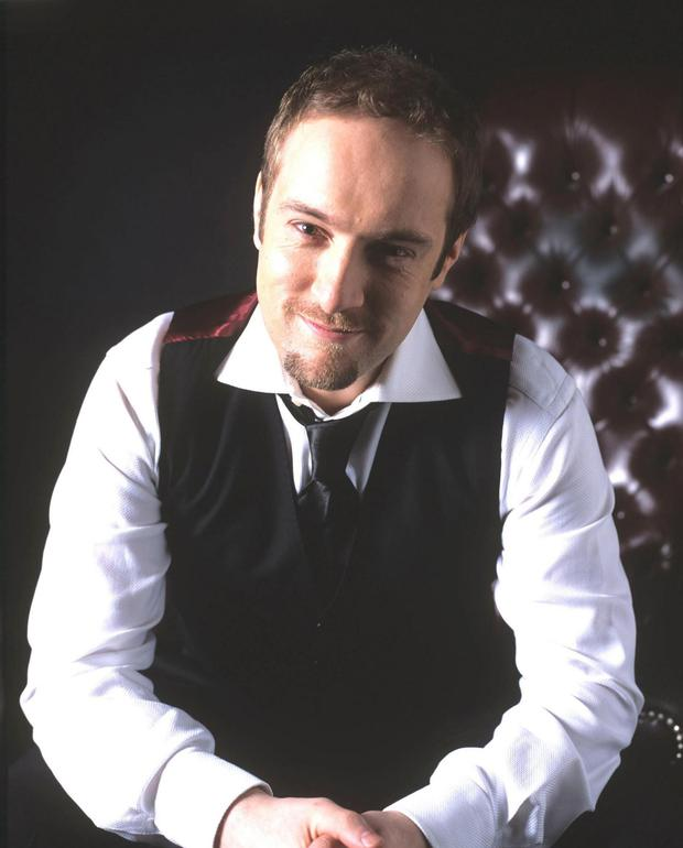 Conjuring success: Derren Brown