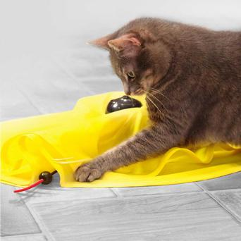 Cat's Meow Cat Toy with Motorised Revolving Mouse Tail, £14.99 (JMLDirect.com)