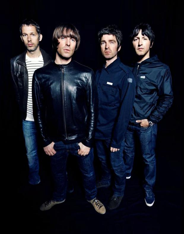 Liam Gallagher Calls Noel A
