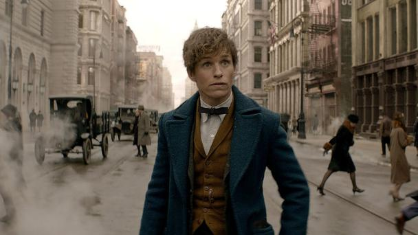 Fantastic Beasts & Where To Find Them