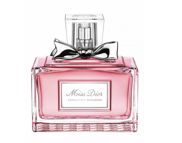 Woody undertones: Miss Dior Absolutely Blooming