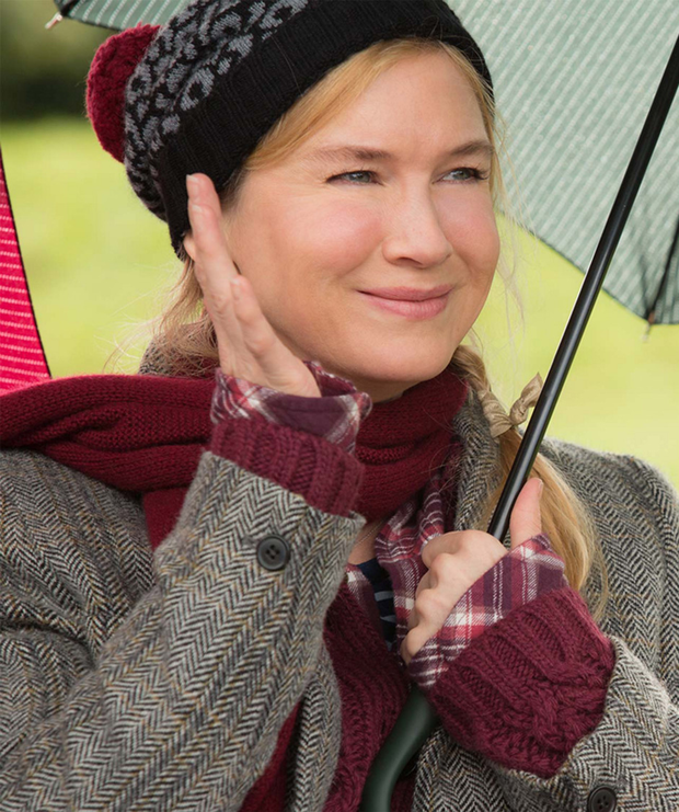 Staying clear: Bridget Jones's Baby didn't even mention abortion