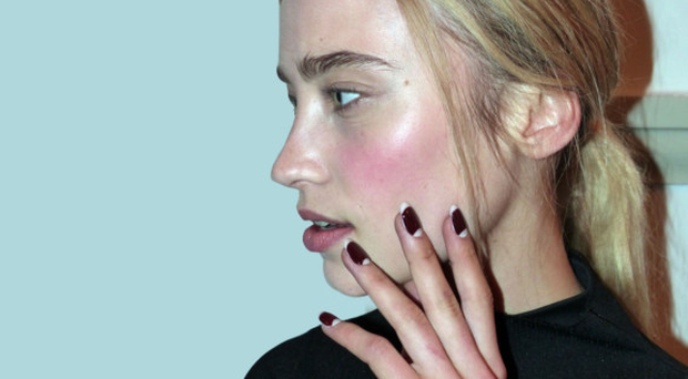 Hands on: great nails add a flash of colour